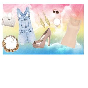 Outfit sommer time von fashon mina