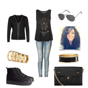 Outfit rock the COOL-look von lookfurther