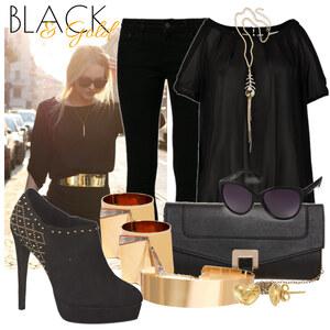 Outfit BG von Justine