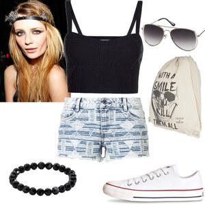 Outfit Hippi style <3 von Nisa