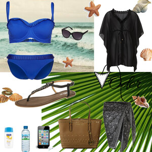 Outfit Beach Outfit  von bommicupcake