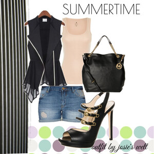 Outfit Sommer kann kommen von sick World
