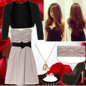 Outfit Valentin's Day von Lisa Bunzel