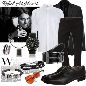 Outfit Rebel at heart! von Justine