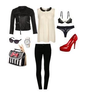 Outfit Paris von Shiloh Marie Finke