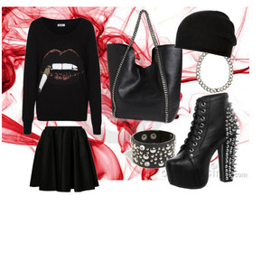 Outfit City Girl  von Vikiii