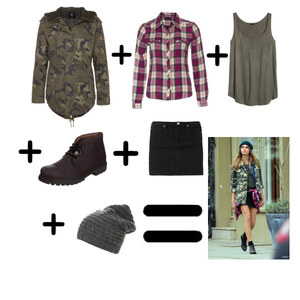 Outfit Cara-Look von Nisi Daily