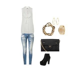 Outfit Classic-Chick von taani.