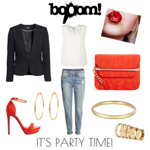 Outfit It's Party Time! von julianeheinze