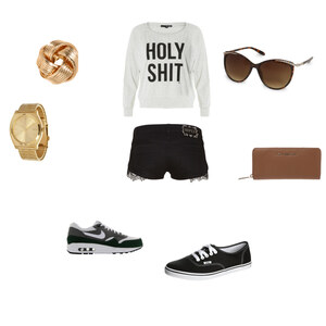 Outfit Holy Shit :p von Celine Richter