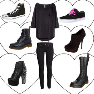 Outfit Lovely SHoes von anja.smilyface