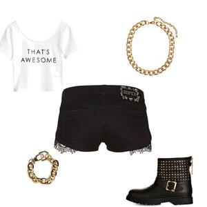 Outfit Sommer von Line