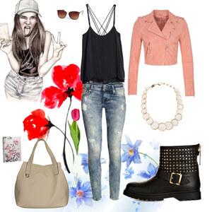 Outfit my von Laura