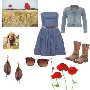 Outfit Ein Tag im Kornfeld von kathi.sweet97