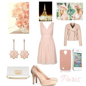 Outfit Paris von La Boska