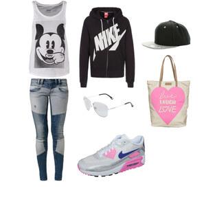 Outfit Sporty Shopping Style von Vikiii