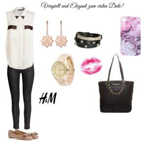 Outfit Dein erstes Date.. ♥ von xmellush