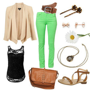 Outfit nicespringday von swaglana
