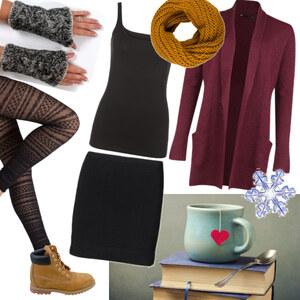 Outfit Winterchill von swaglana