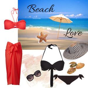 Outfit Beach Love <3 von Alisa Lillifee