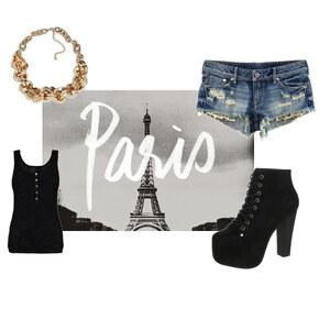 Outfit Outfit in Paris *-* von Anna Sophie Karthe