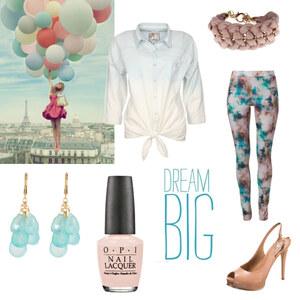 Outfit Big Dream von Maria Giebe