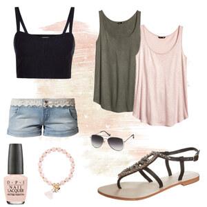 Outfit #sommerkannkommen von Michelle