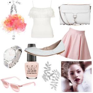 Outfit rosa, süß von kimi