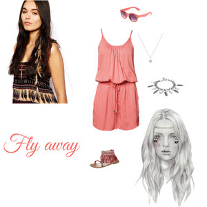 Outfit Fly away  von HD