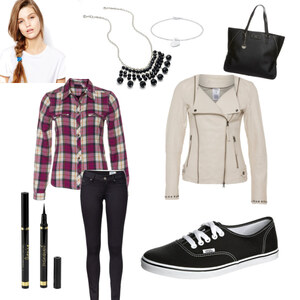 Outfit casual von Lisa Engel