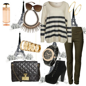 Outfit Paris love <3 von Taagriid Paah