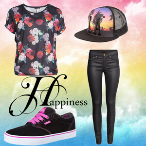 Outfit Los Happiness von indie-rock