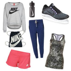 Outfit Sports Time von Michelle Batz