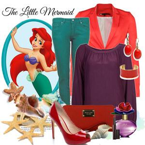 Outfit mermaid style von Justine