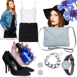 Outfit simple Mayday von mila_na