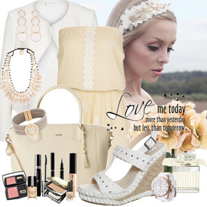 Outfit love me tody! von Justine