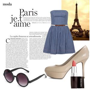 Outfit paris  von mayu_cita
