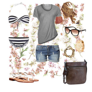 Outfit First Summer Day von ilka.struck