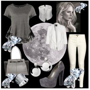 Outfit Mond von A.N.N.A