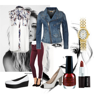 Outfit Edler Meeting Look von Vikiii