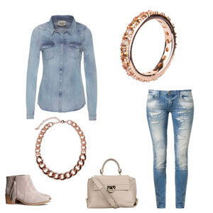 Outfit cafe outfit von 3bine3
