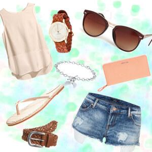 Outfit der Sommer kommt bestimmt  von Jeanine