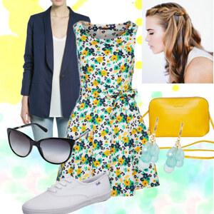 Outfit Summertime von Sarah Köbsell