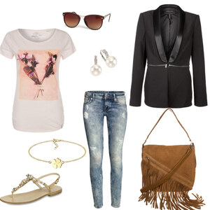 Outfit Daily one von The Blog Book