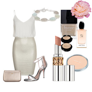 Outfit Silber  von theresagr