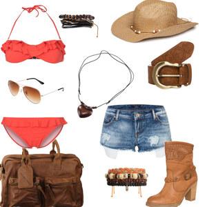 Outfit Cowboy Summer von janni_westside