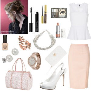 Outfit Buisness Woman von Celine Eichenberg