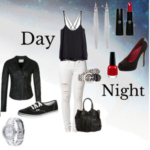 Outfit Black City Chic von honeypie95