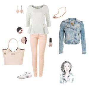 Outfit Schick zur Schule  von HD