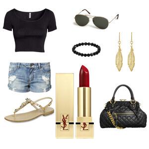 Outfit Sommer von AnnaSeder